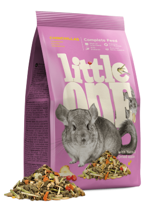 "Little One ""Chinchillas"" Корм для шиншилл"