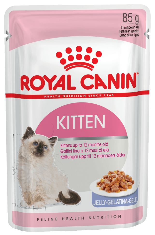 Корм royal canin kitten instinctive 12